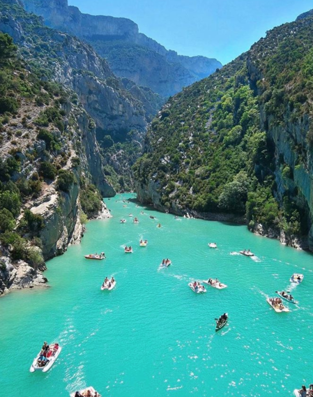 10 Instagrams that make us travel!